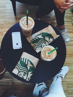 Starbucks always makes for a good day ;)