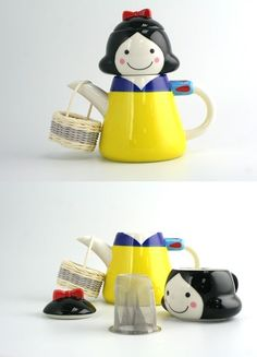 snow white tea!