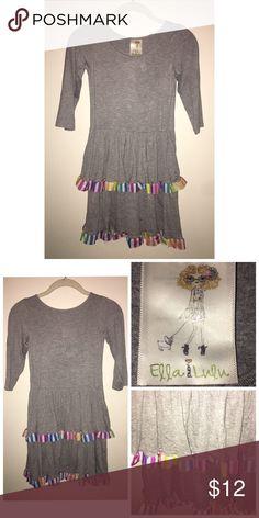 Ella Lulu Dress Pre•loved Ella Lulu Dress. Size 6X. Cotton blend. Purchased from Nordstrom. EUC Nordstrom Dresses