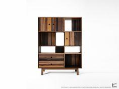 Brooklyn Bookcase Type E