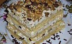 TORT Z KREMEM CZEKOLADOWYM I WIŚNIAMI - przepisy z myTaste Krispie Treats, Rice Krispies, Lilac, Mascarpone, Rice Krispie Treats