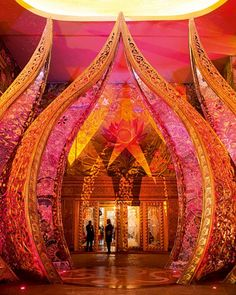 1000 id es sur le th me bollywood party decorations sur pinterest f te de b - Decoration mariage hindou ...