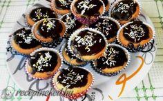 Csokidarabos muffin recept fotóval