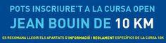 JEAN BOUIN 2013 - 24 de novembre 2013. Ara amb nova cursa de 5 Km!