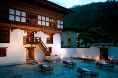 Amankora in Bhutan: Given the country's notoriously stringent policies on tourism, luxury hotels in Bhutan are few and far between. But the Himalayan kingdom received a large dose of stylein 2004, when Amanresorts opened the first of its lodges. Conde Nast Traveler