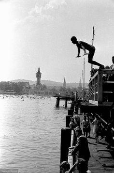 Molo w Sopocie. Marlon Brando, 10 Year Old, Elvis Presley, Louvre, History, Building, Polish, Photography, Travel