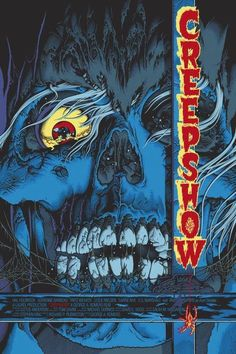 Love this campy 1980s wink to horror comics, featuring Stephen King as a retarded hillbilly. The musical score is fabulous.