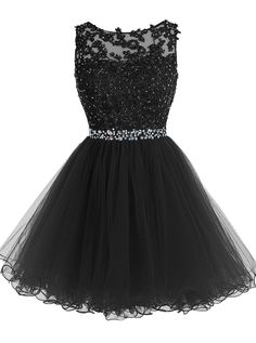 Black Homecoming Dress,Short Prom Dress,Graduation Party Dresses, Homecoming Dresses For Teens · BBTrending · Online Store Powered by Storenvy Dama Dresses, Strapless Prom Dresses, Beaded Prom Dress, Tulle Dress, Homecoming Dresses, Lace Dress, Short Dresses, Graduation Dresses, Dress Prom