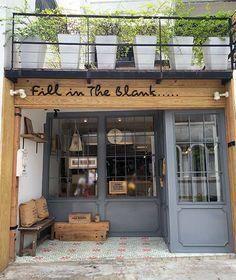 Deco Zen, Shop Facade, Boutique Deco, Coffee Store, Coffee Club, Coffee Mugs, Café Bar, Coffee Shop Design, Belle Villa