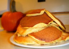 What About Pie: Pumpkin Pancakes