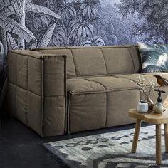 3,5 Sitzer Sofa Couch 250 cm Canvas khaki      Auswahl:  1 x 3,5 Sitzer Sofa Couch 250 cm Canvas khaki     Material:   Bezug: 100% Baumwolle  Gestell:…