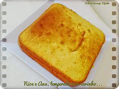 Nice e Ana, temperado com carinho...: Bolo de Laranja Fofinho.