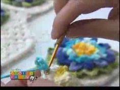 Ateliê na TVTapete Barroco Cristina Luriko 23 12 2013