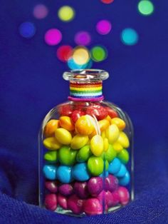The Rainbow Colors!
