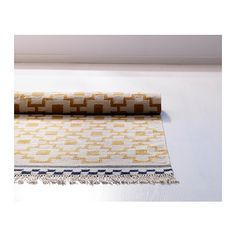 ALVINE RUTA Matto, kudottu IKEA Taitavan käsityöläisen käsin kutoma matto tekee sisustuksesta persoonallisen.