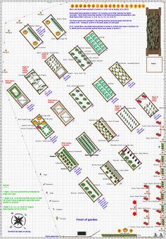 Garden Plan - 2013: God's Garden - Fall