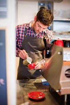 10. 바리스타 barista - 카페 인테리어, 외국 바리스타 : 네이버 블로그