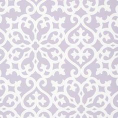 Derbyshire Damask Wallpaper in Lilac