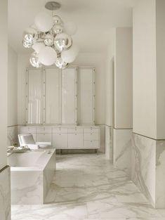 Bathroom Goals: 25 Amazing Luxury Bathrooms / Bathroom Design / Minimal Interior#bathroomgoals#luxury#luxuryhome/Pinterest: @fromluxewithlove /www.fromluxewithlove.com
