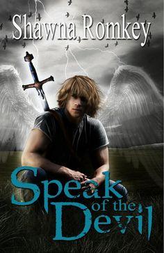 Cover Reveal: Speak of the Devil - Shawna Romkey
