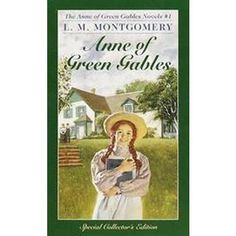 """Anne of Green Gables: Circle of Moms member Laura W. reaches for """"the classics"""" from her own youth to inspire her daughters with positive female role models. Her favorite feisty feminine heroine is the leading lady of Anne of Green Gables: Anne Shirley. Anne Green, I Love Books, Great Books, Books To Read, Anne Shirley, Anne Auf Green Gables, Forrest Gump, Anne Of Windy Poplars, Anne Of The Island"""