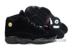http://www.jordannew.com/mens-nike-air-jordan-13-shoes-all-black-authentic-bd8nry.html MEN'S NIKE AIR JORDAN 13 SHOES ALL BLACK AUTHENTIC BD8NRY Only 87.80€ , Free Shipping!