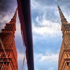 Mole riflessa #Torino
