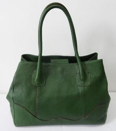 Manhattan Green Tote Bag