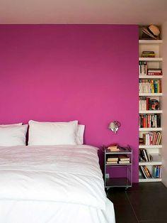 Dormitorios de colores