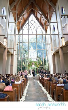 Chapel in the Woods | The Woodlands, TX wedding venue