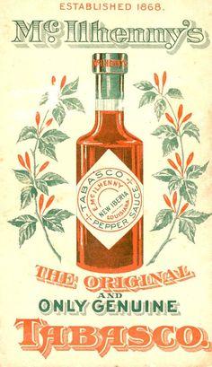 McIllhenny's Tabasco - 1868