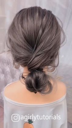 11 Most Popular Step By Step Hairstyle Tutorials Part 2 - Haare Stylen Step By Step Hairstyles, Easy Hairstyles For Long Hair, Girl Hairstyles, Braided Hairstyles, Party Hairstyles, Banana Clip Hairstyles, Braided Updo, Wedding Hairstyles, Medium Hair Styles