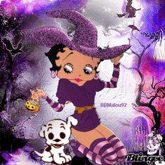 Betty Boop Halloween - Bing Images