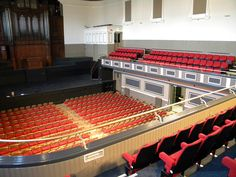 Inside the Parr Hall, Warrington.great memories of this theatre. The Northern chamber orchestra, singing in the choir and the ballet! Mum sang here with the Warrington musical society. Warrington Cheshire, My Heritage, Great Memories, Choir, Orchestra, Theatre, Beautiful Places, Singing, England