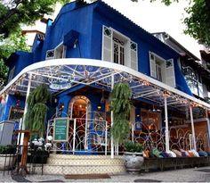 RIO DE JANEIRO #ZaraBistro #Ipanema #Restaurant #Food #Brazil #Travel
