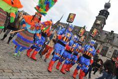 Carnival de Binche, Belgium