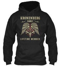 KRONENBERG Family - Lifetime Member
