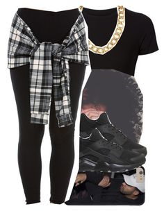 """""""✨ one dance x drake ✨"""" by jchristina ❤ liked on Polyvore featuring Getting Back To Square One and NIKE"""