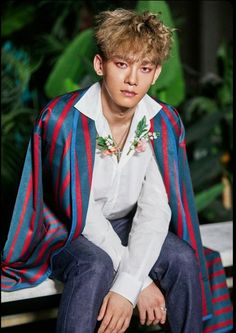 [SCAN] CHEN for #EXO #THEWAR #KOKOBOP Album Contents