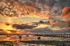 Alcochete - Baixa-mar