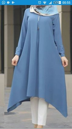 curve design Abaya Fashion, Modest Fashion, Fashion Dresses, Fashion Muslimah, Muslim Women Fashion, Islamic Fashion, Hijab Style, Hijab Chic, Hijab Outfit