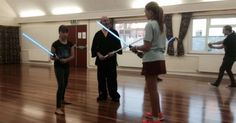 UK's First Jedi School Has Opened For Star Wars Fans - EpicStream