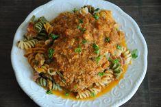 Cauliflower Bolognese | Vegan Recipes from Cassie Howard