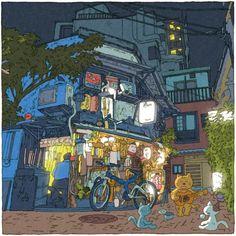 Tokyo 100 Views © Shinji Tsuchimochi