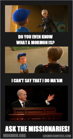 Some of the best Mormon memes on the internet now..