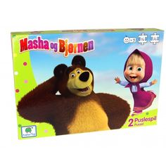 Barbo Toys - Masha and the Bear toy line for the Nordic Market.