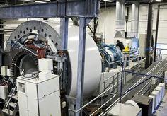 Siemens, centro ricerche eoliche