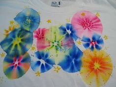 Butterfly Jungle: Fireworks T-Shirts