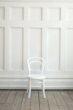 Ton chair 14 petit | Artilleriet | Inredning Göteborg Shiplap Paneling, Timber Mouldings, Panelling, Ton Chair, Unisex Baby Room, Home Panel, Interior Design Boards, Bistro Chairs, White Walls