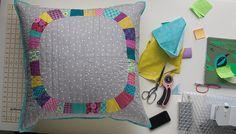 single girl pillow desk by NYROTM, via Flickr